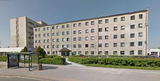 Fotografia przedstawia budynek znajdujący się w Gdańsku przy ul. Chłopskiej 3